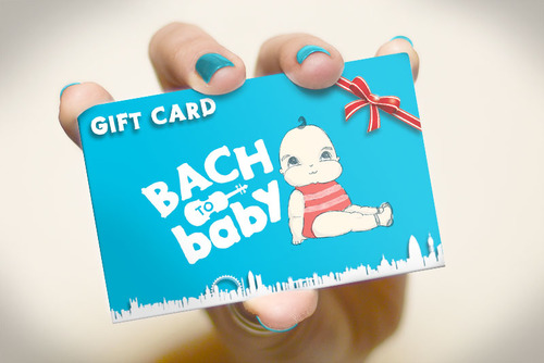 Bach to Baby gift icon