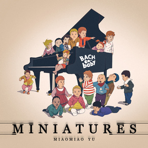 Bach to Baby miniatures CD